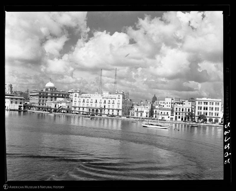 Havana, Cuba, June, 26, 1937