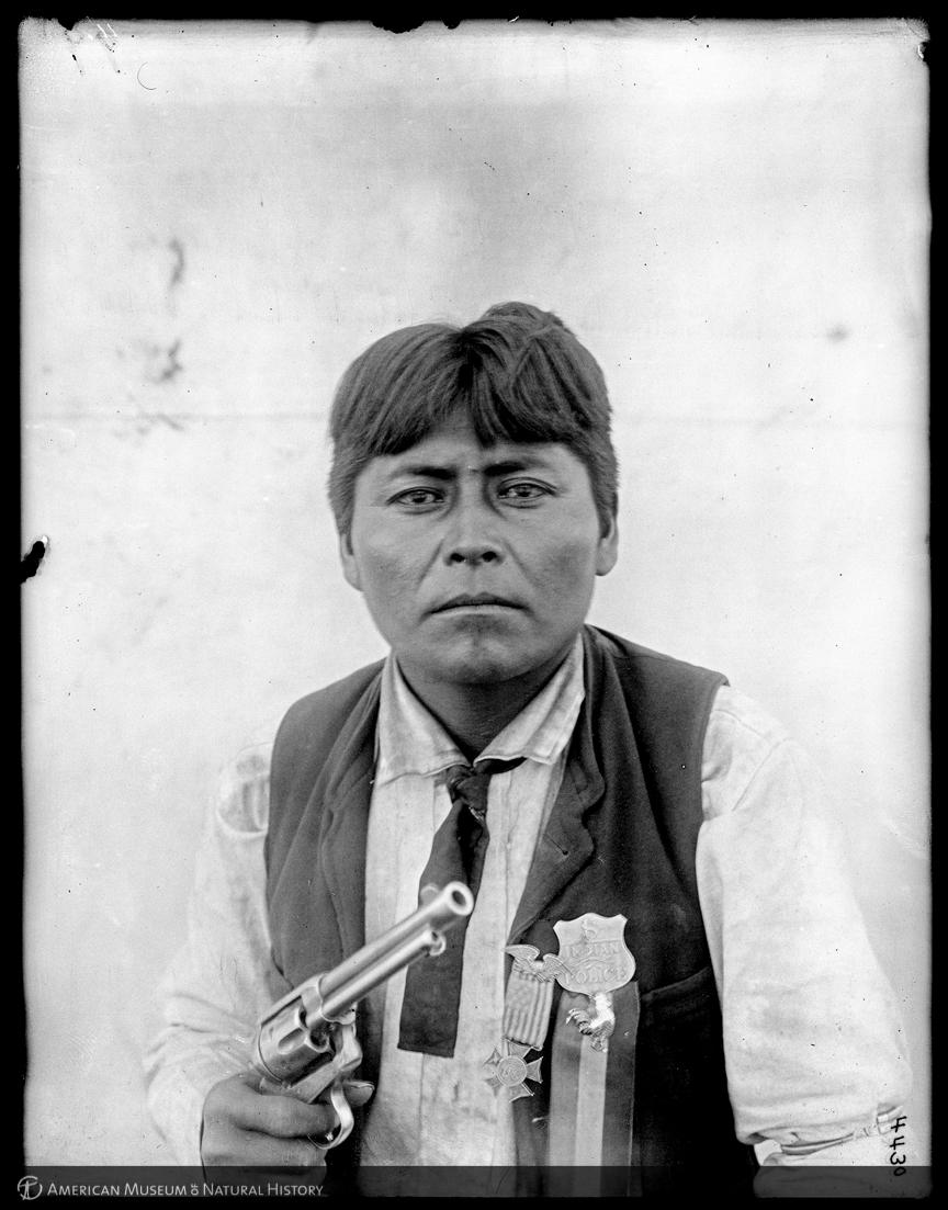 man with gun badge - photo #8