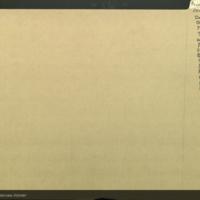 Folder with handwritten list of guenon monkeys