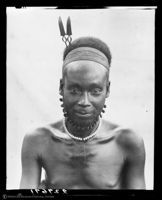 An Avungura, Akenge, Congo Belge 1909-1915
