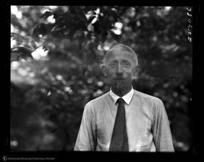 Dr. Frank. E. Lutz, near Tuxedo, New York, July 28, 1926